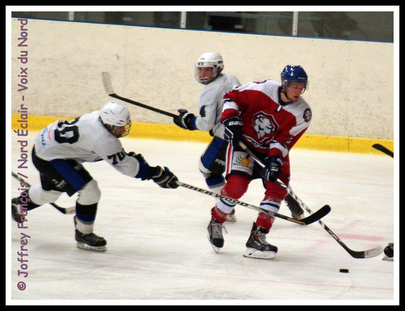 1.11.14 Hockey/glace Wasquehal - Deuil/Garges