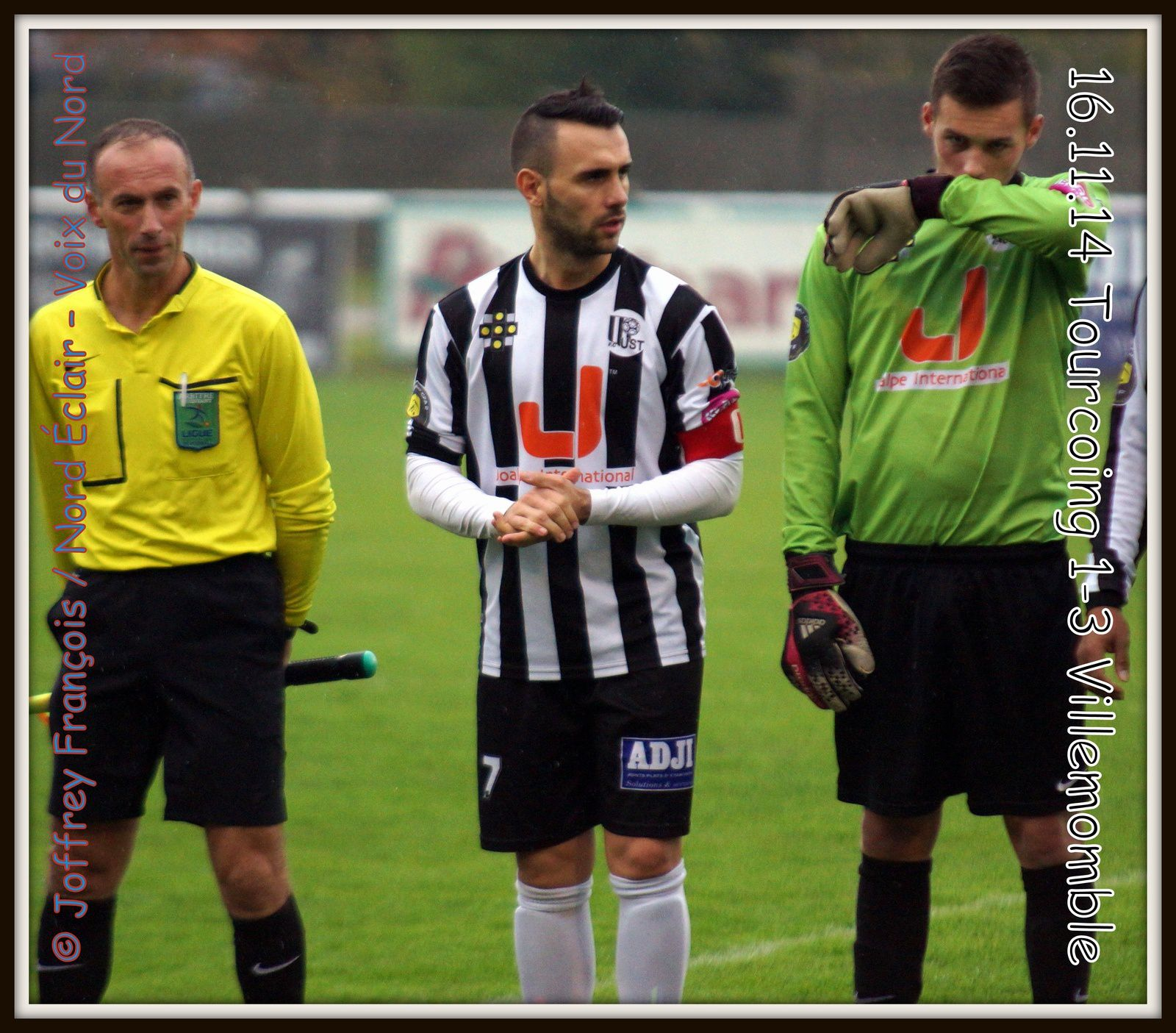 16.11.14 CFA 2 Tourcoing-Villemomble