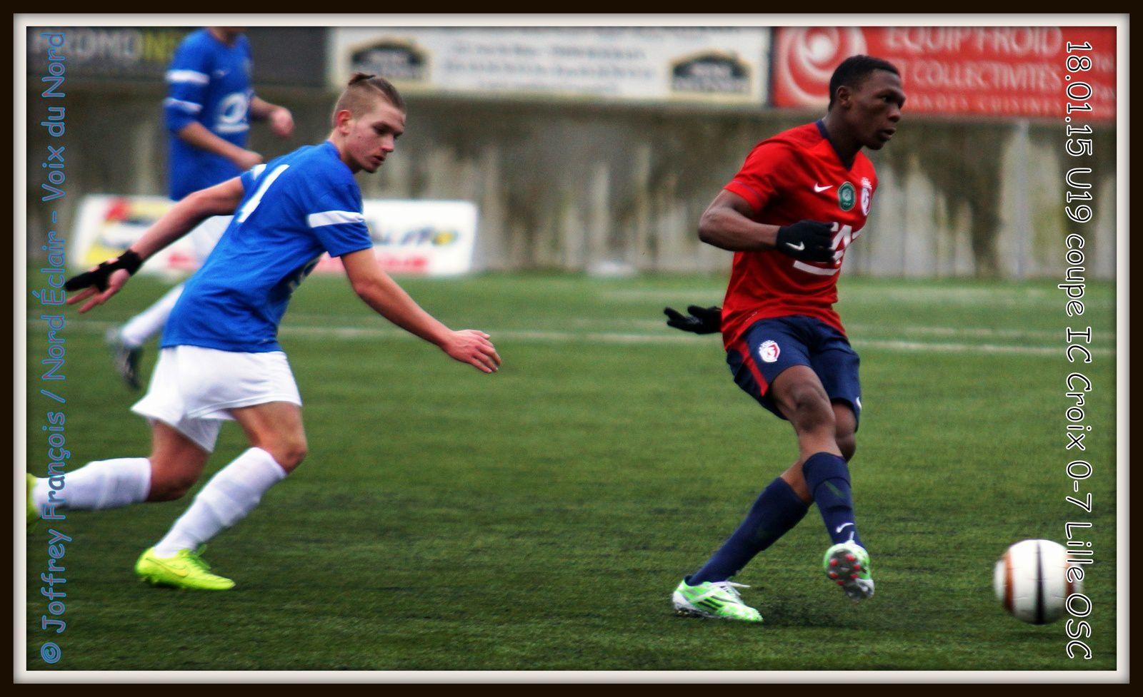 18.01.15 U19 coupe Croix-Lille
