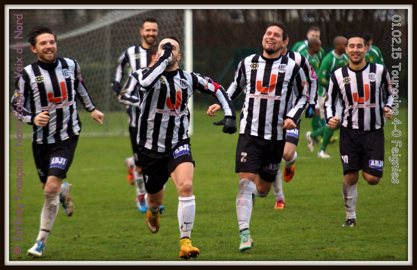 01.02.15 CFA 2 Tourcoing - Feignies
