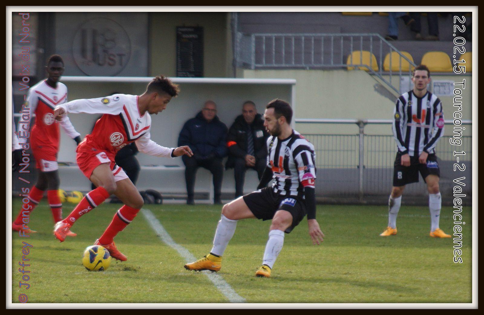 22.02.15 CFA 2 Tourcoing - Valenciennes