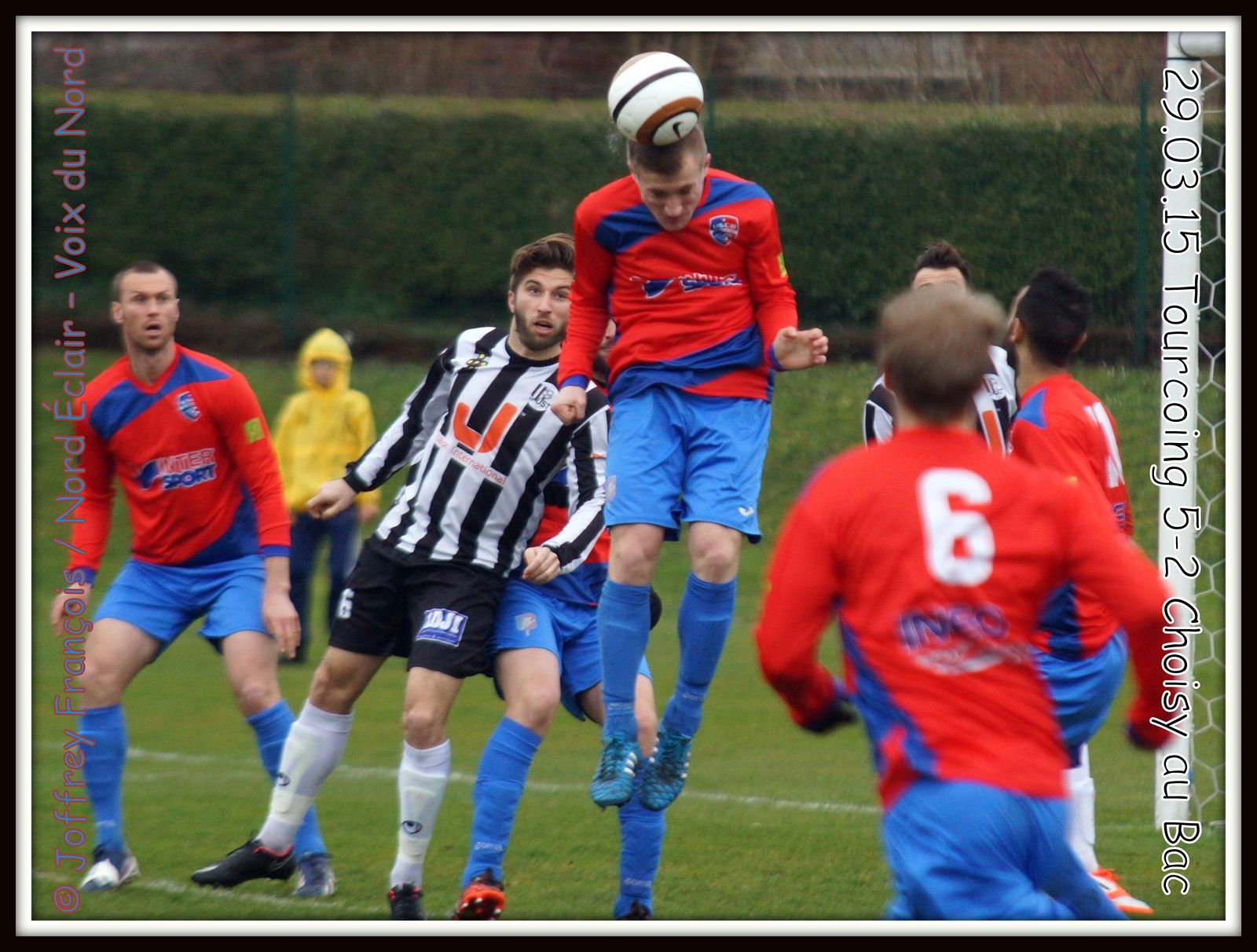 29.03.15 CFA 2 Tourcoing - Choisy au Bac