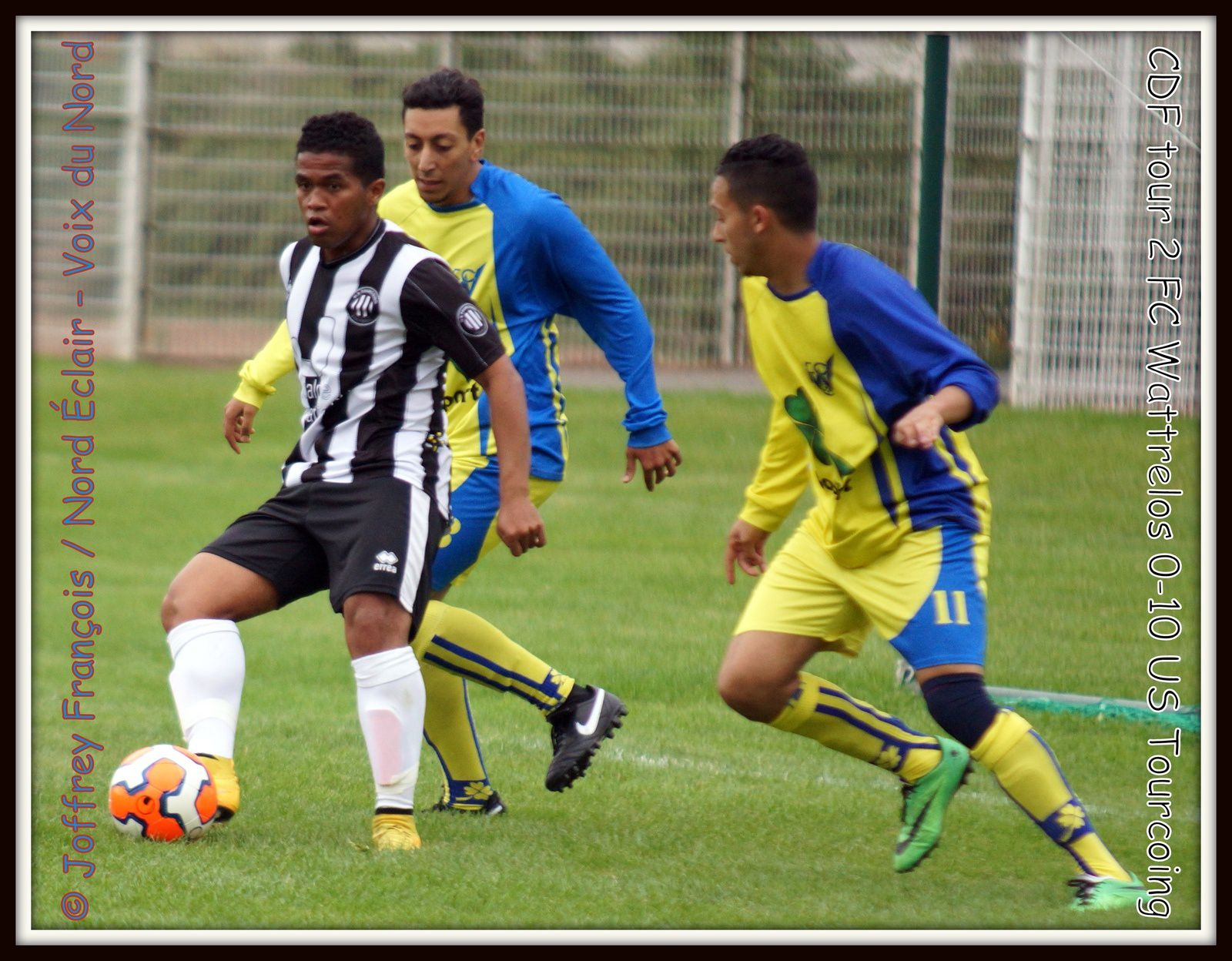 12.09.15 CDF tour 2 FC Wattrelos - US Tourcoing