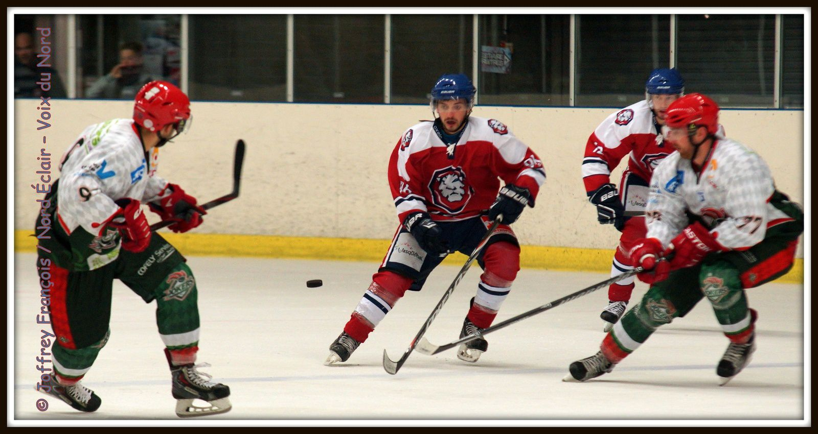 03.10.15 Hockey Lions-Cergy + TT Leers-Chalons