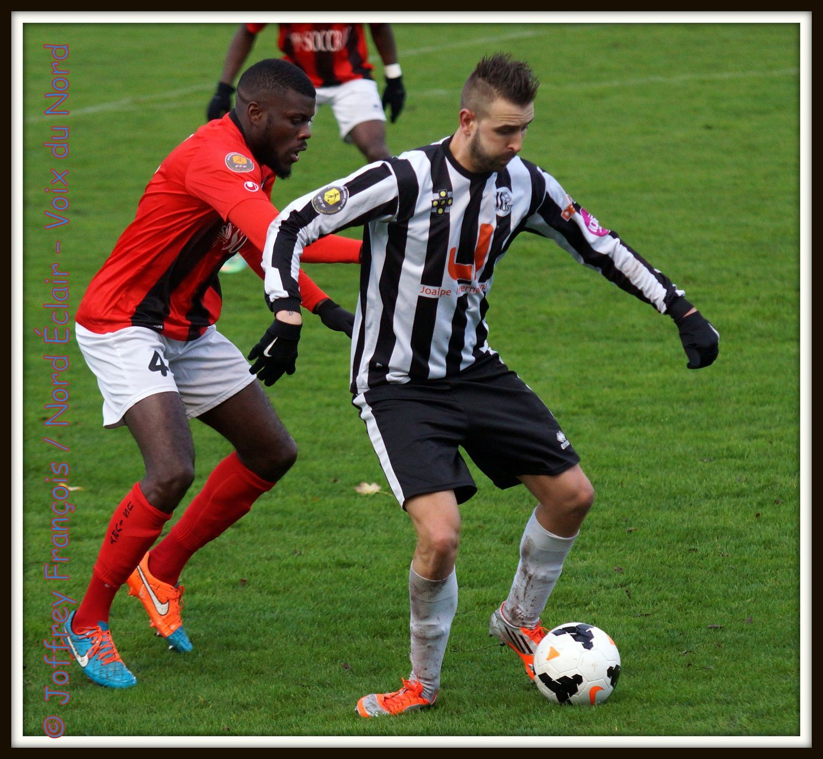22.11.15 CFA 2 Tourcoing - Ivry