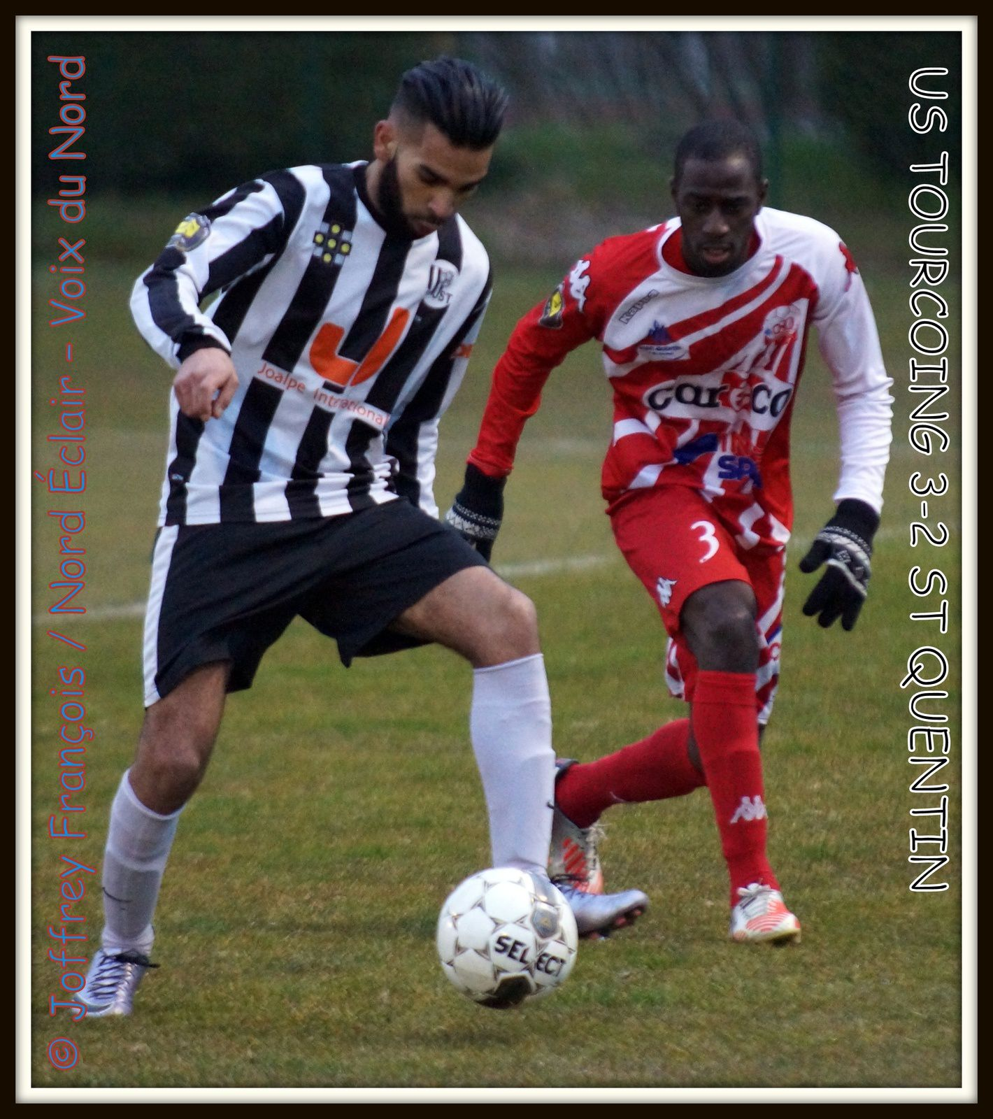 19.03.16  CFA 2 Tourcoing - St Quentin