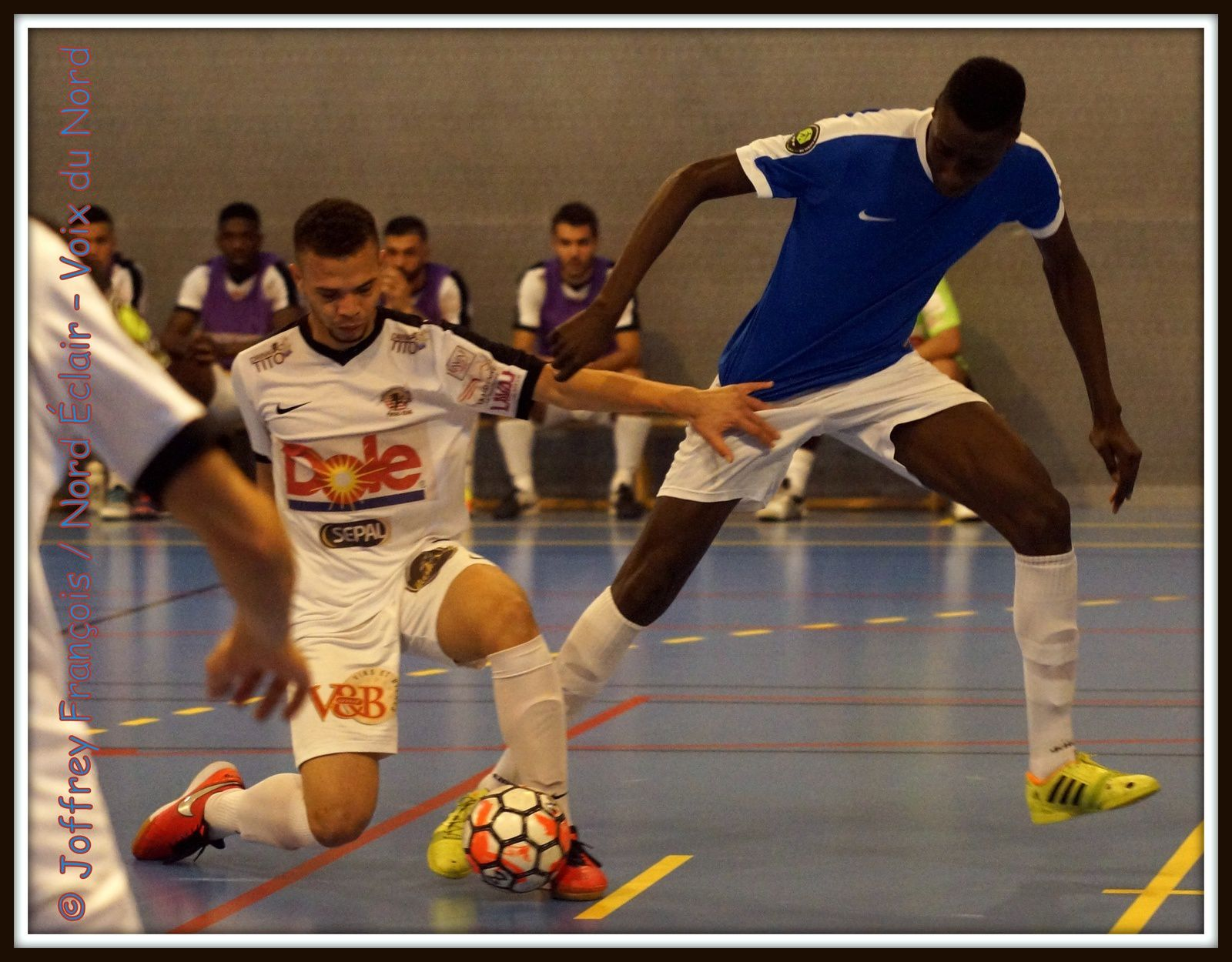 5-6 / 11 / 16 Futsal - Volley - Foot - Rugby