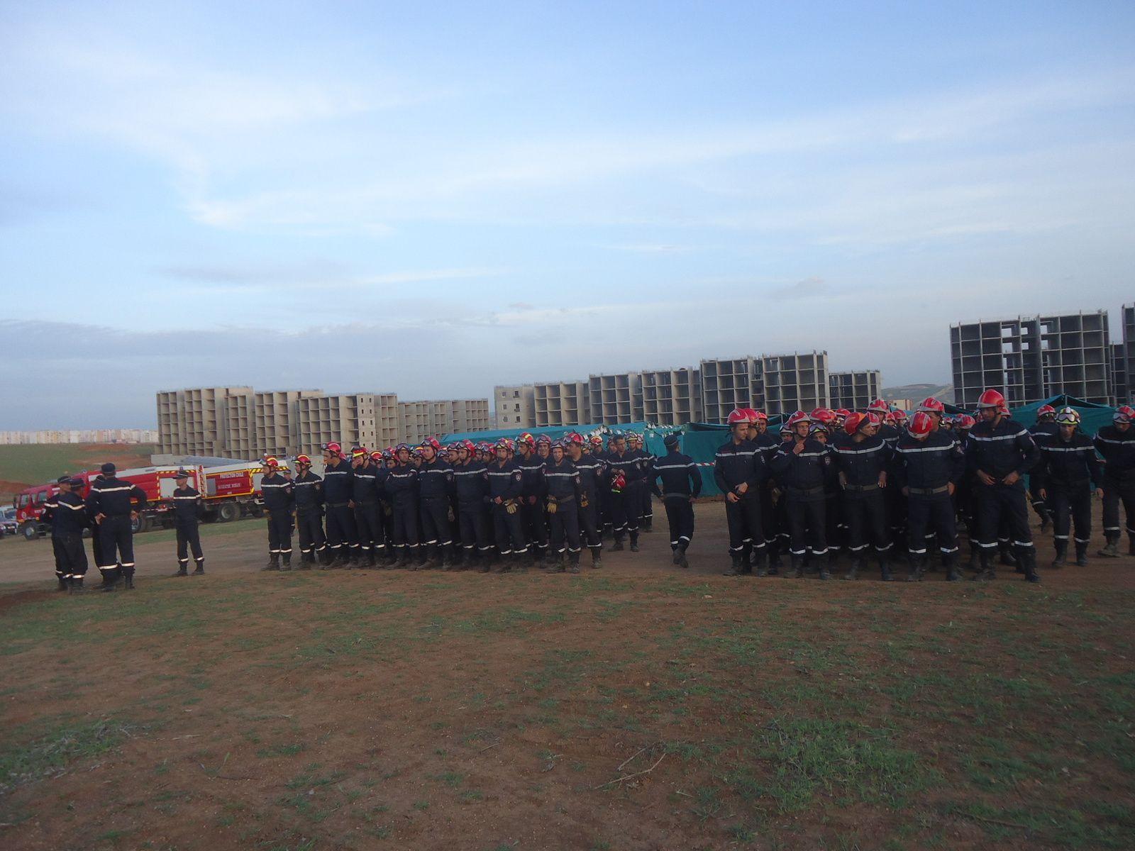 Regroupement des détachements de renforts aux premières interventions (D.R.P.I).
