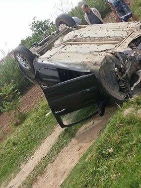 حوادث المرور المسجلة عبر الولاية