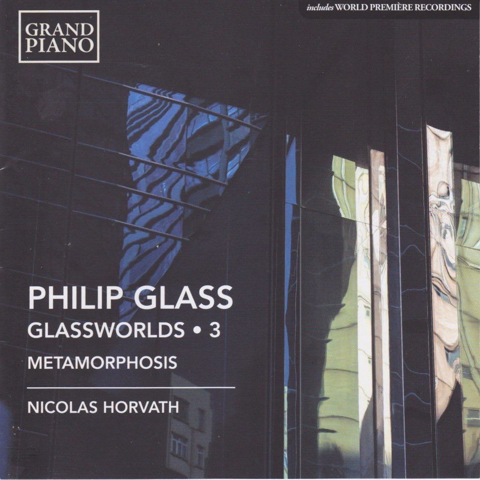 Nicolas Horvath - Glassworlds 3 Metamorphosis
