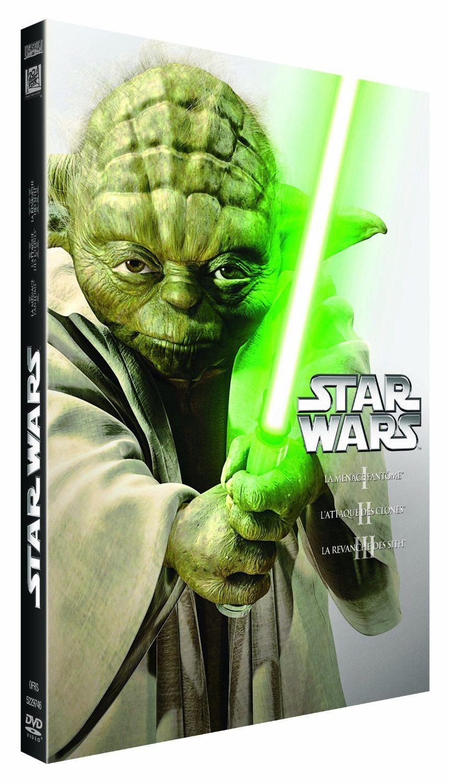 Nouveaux coffrets DVD de Star Wars en octobre