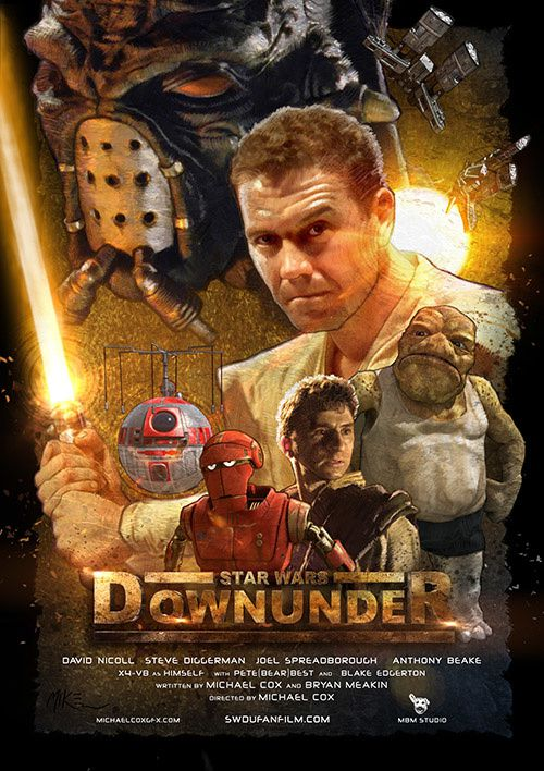 Film de fans:Star Wars Downunder