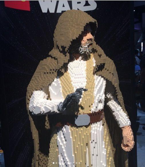 SDCC2017 : UN PETIT BIJOU DE CHEZ LEGO