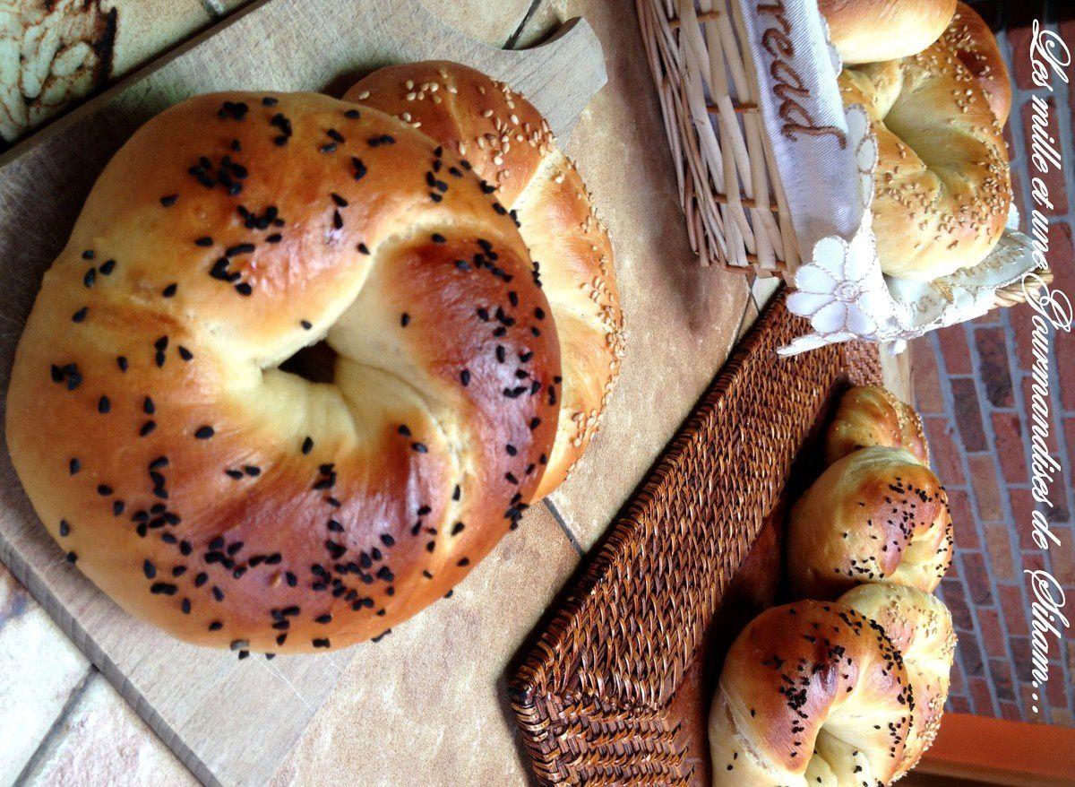Açmas - pains au lait