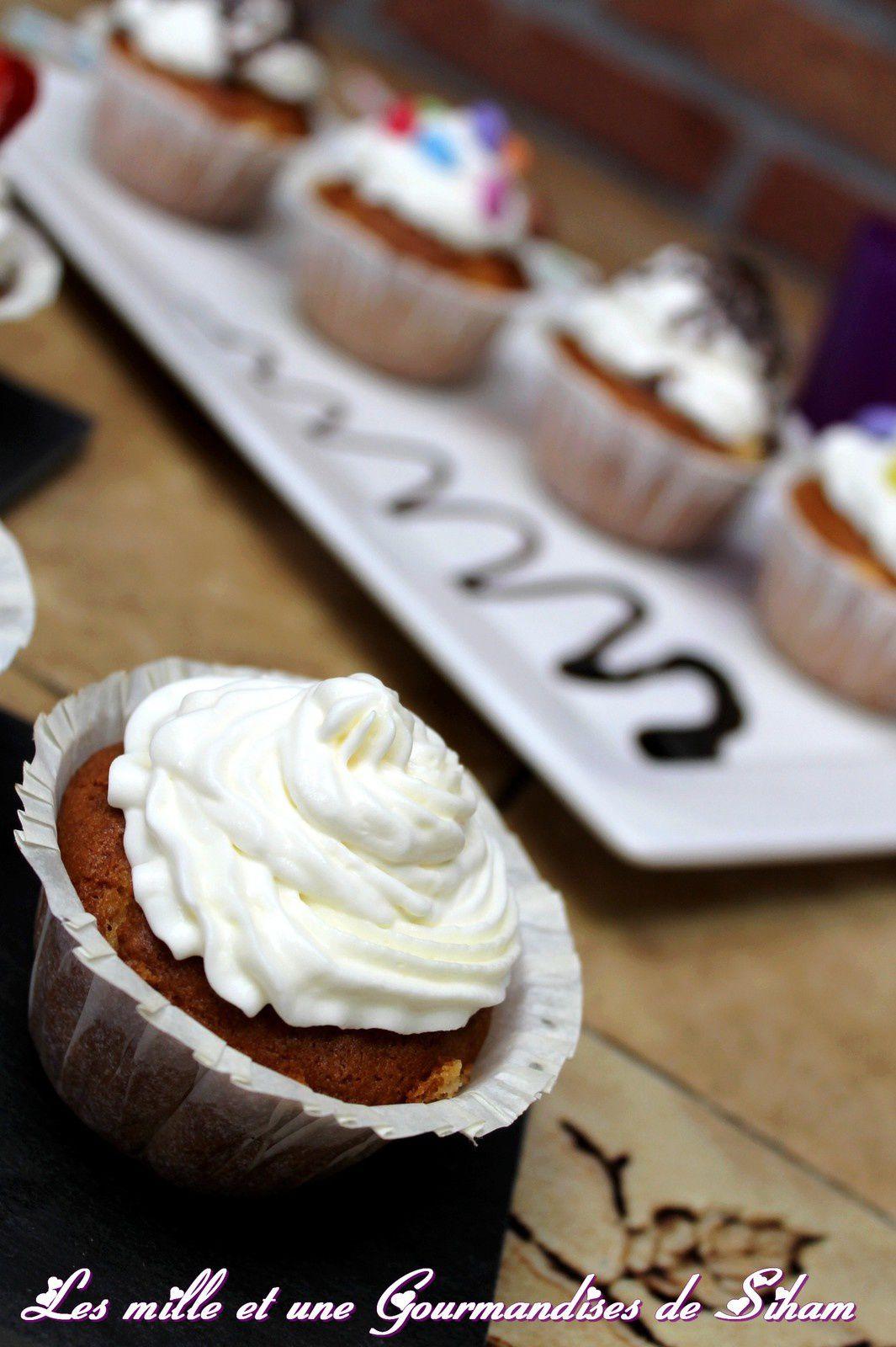 Cupcakes Vanille &amp&#x3B; Chocolat
