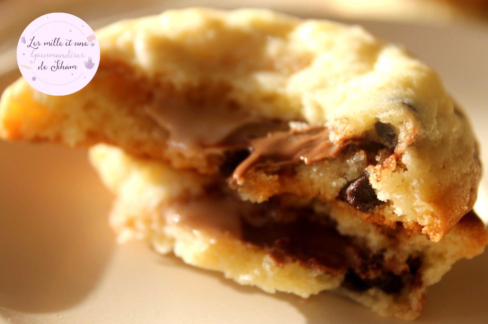 Cookies Coeur Chocolaté
