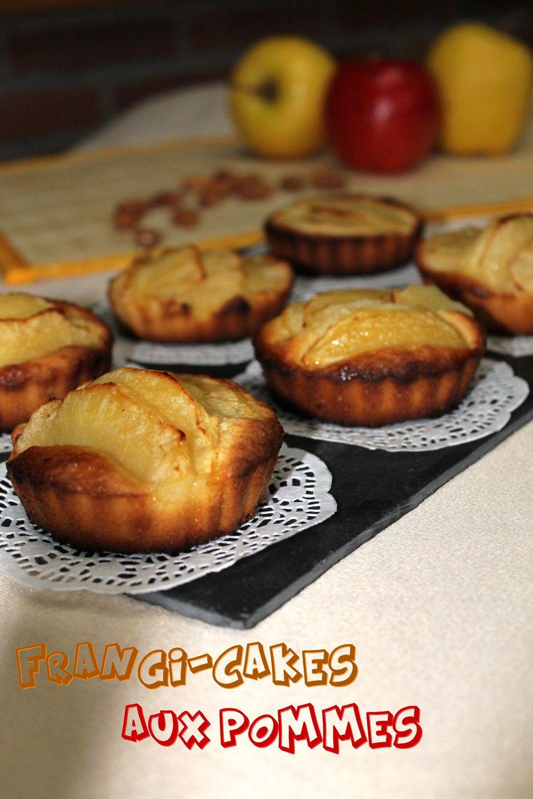 Frangi-Cakes aux Pommes