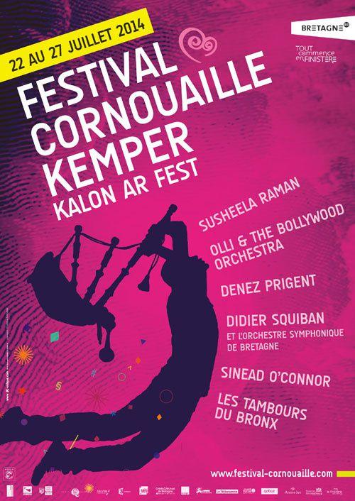 Bagad Istanbul au Festival de Cornouaille