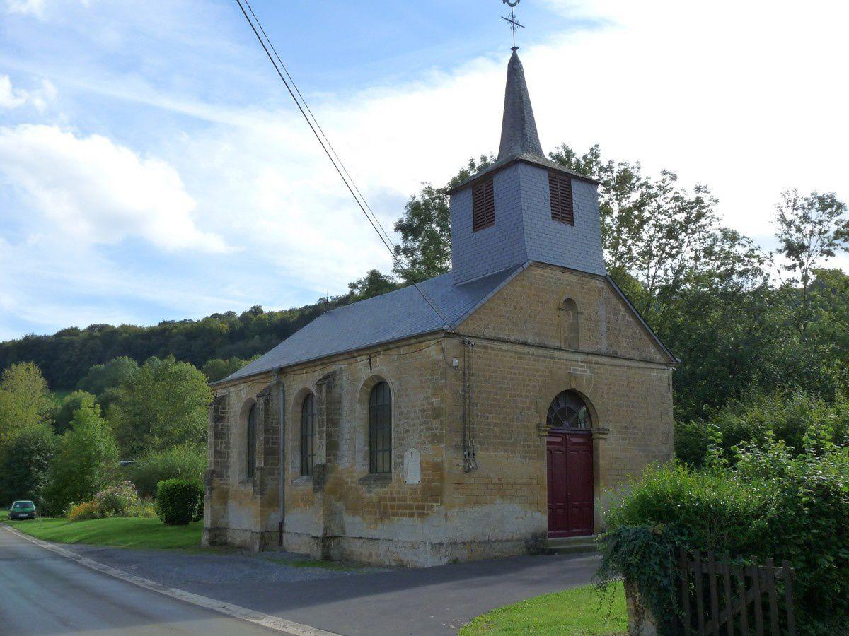 L'église de Warby