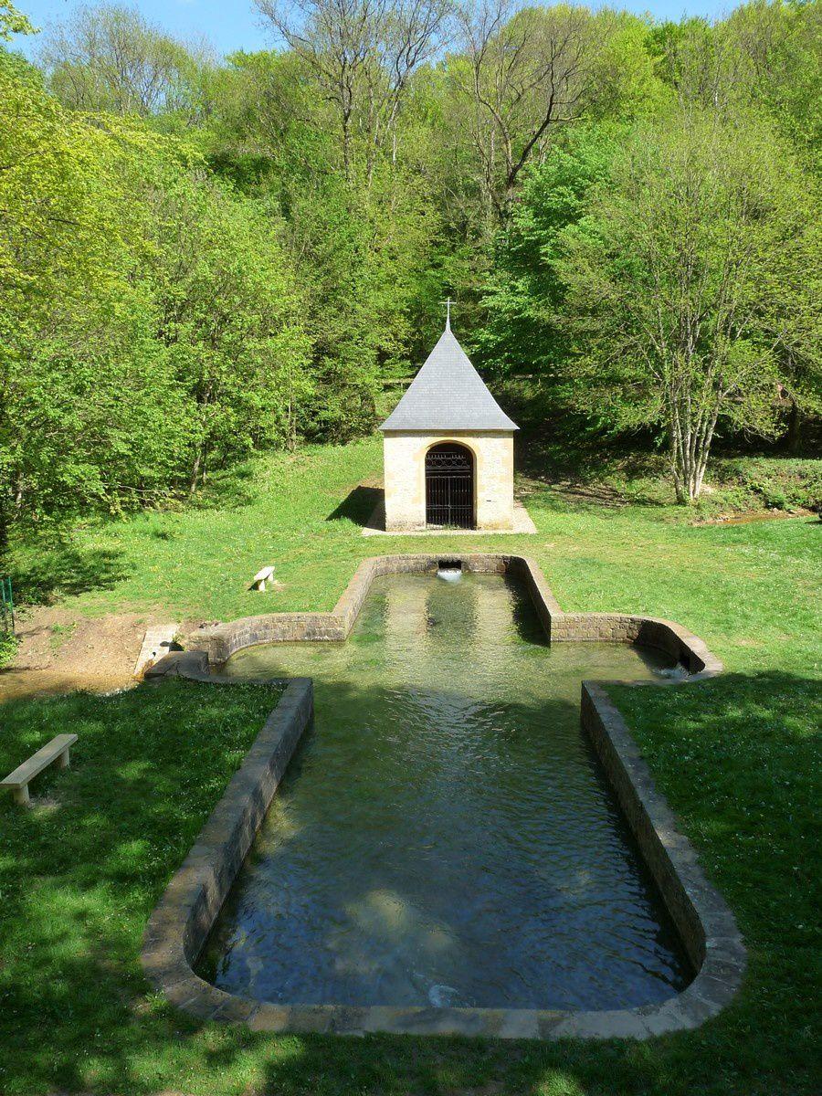 Élan (Ardennes). La chapelle Saint-Roger