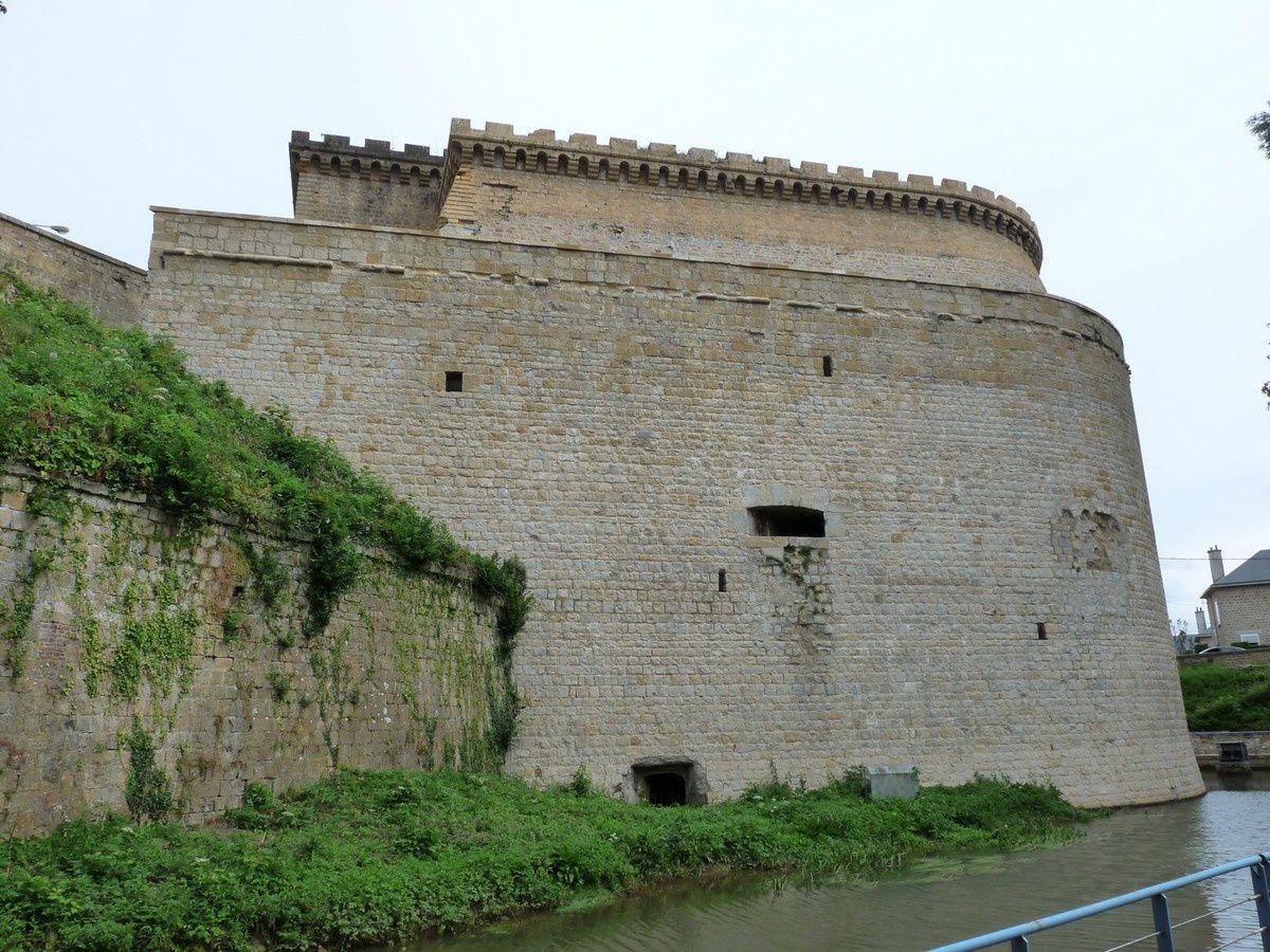 Restauration de la tour du roi à Mézières