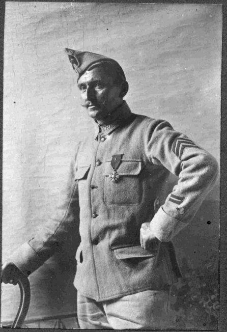 Caporal Claude Moine