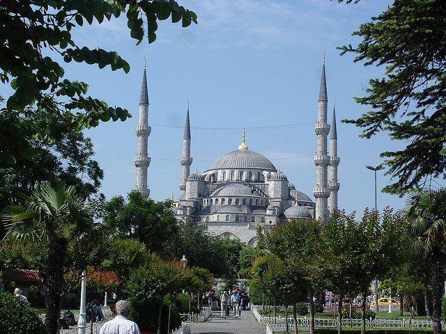 Istanbul : les mosquées