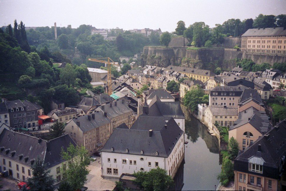 Luxembourg, juin 2003