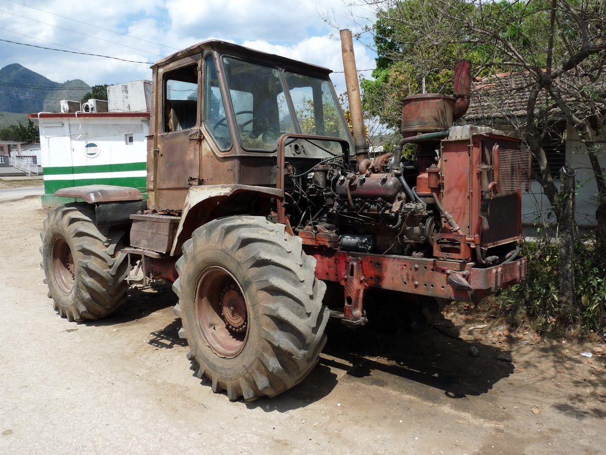 tracteurs cubains le blog de fran ois munier. Black Bedroom Furniture Sets. Home Design Ideas