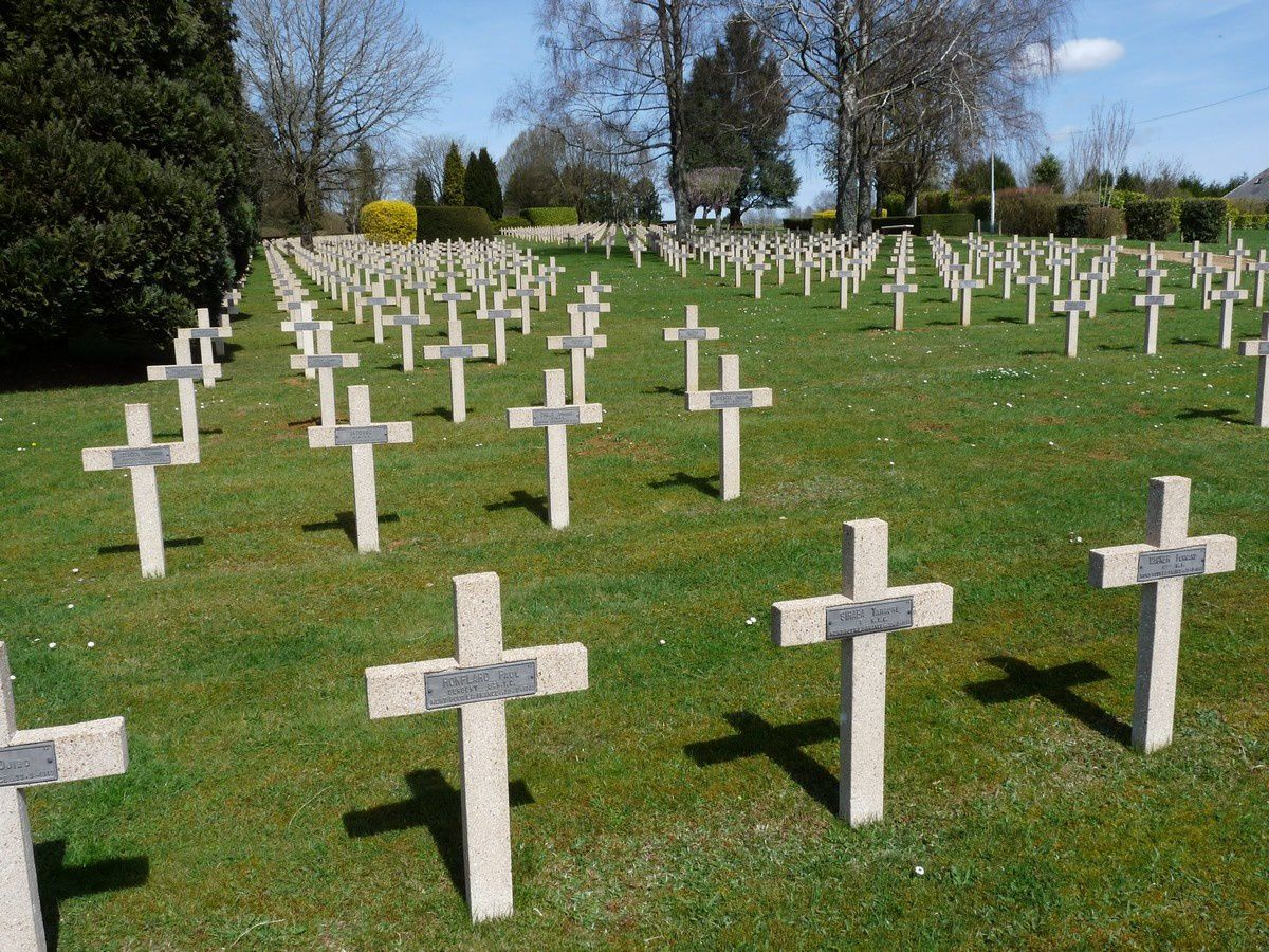 Morts de la seconde guerre mondiale