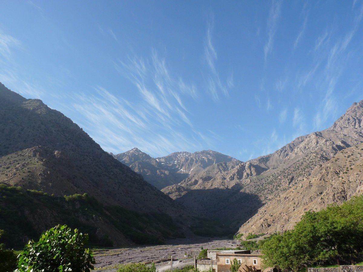 Ascension du Jbel Toubkal (Maroc)