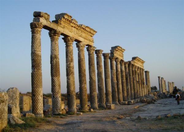 Syrie 2004