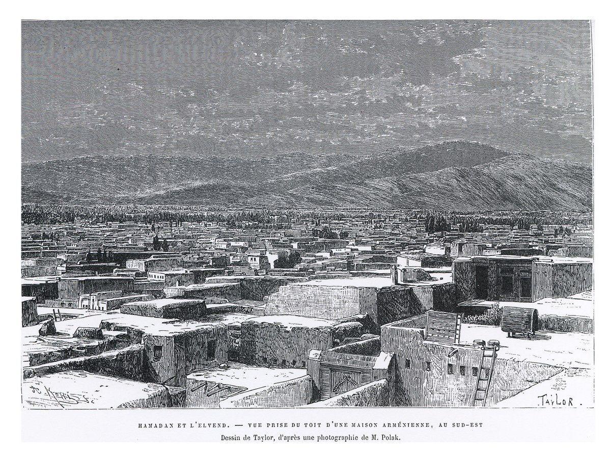 Iran : Hamadan