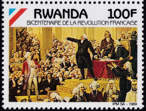 1789-1989 : collection thématique. Rwanda