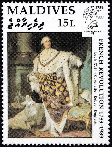 1789-1989 : collection thématique. Maldives