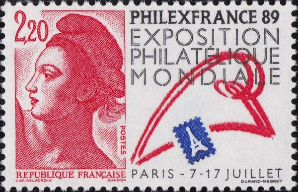 1789-1989 : collection thématique. France : Philexfrance