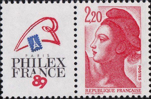 1789-1989 : collection thématique. France : Philexfrance