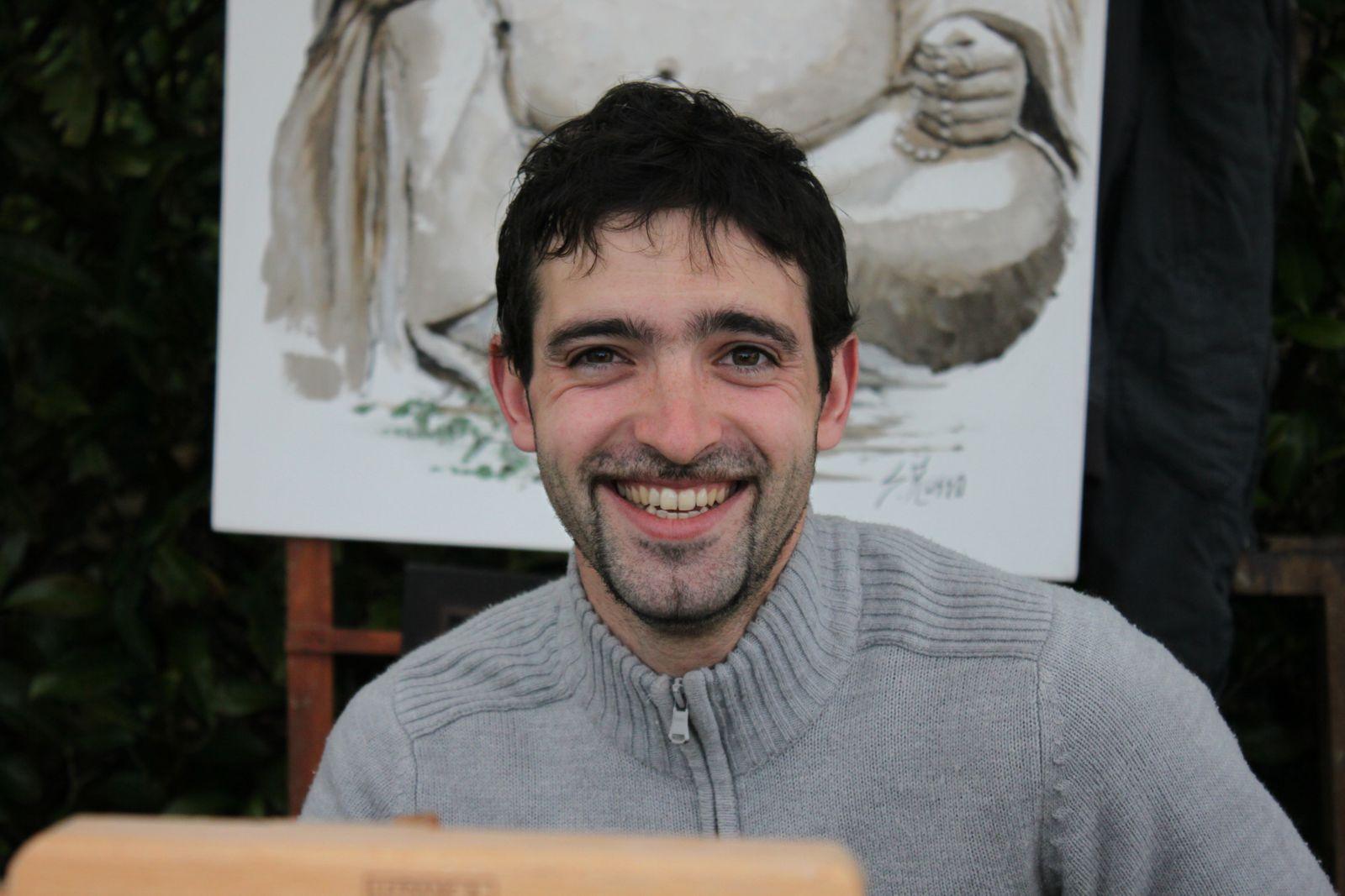 Steven Russo, un jeune artiste doté d'un grand talent !!