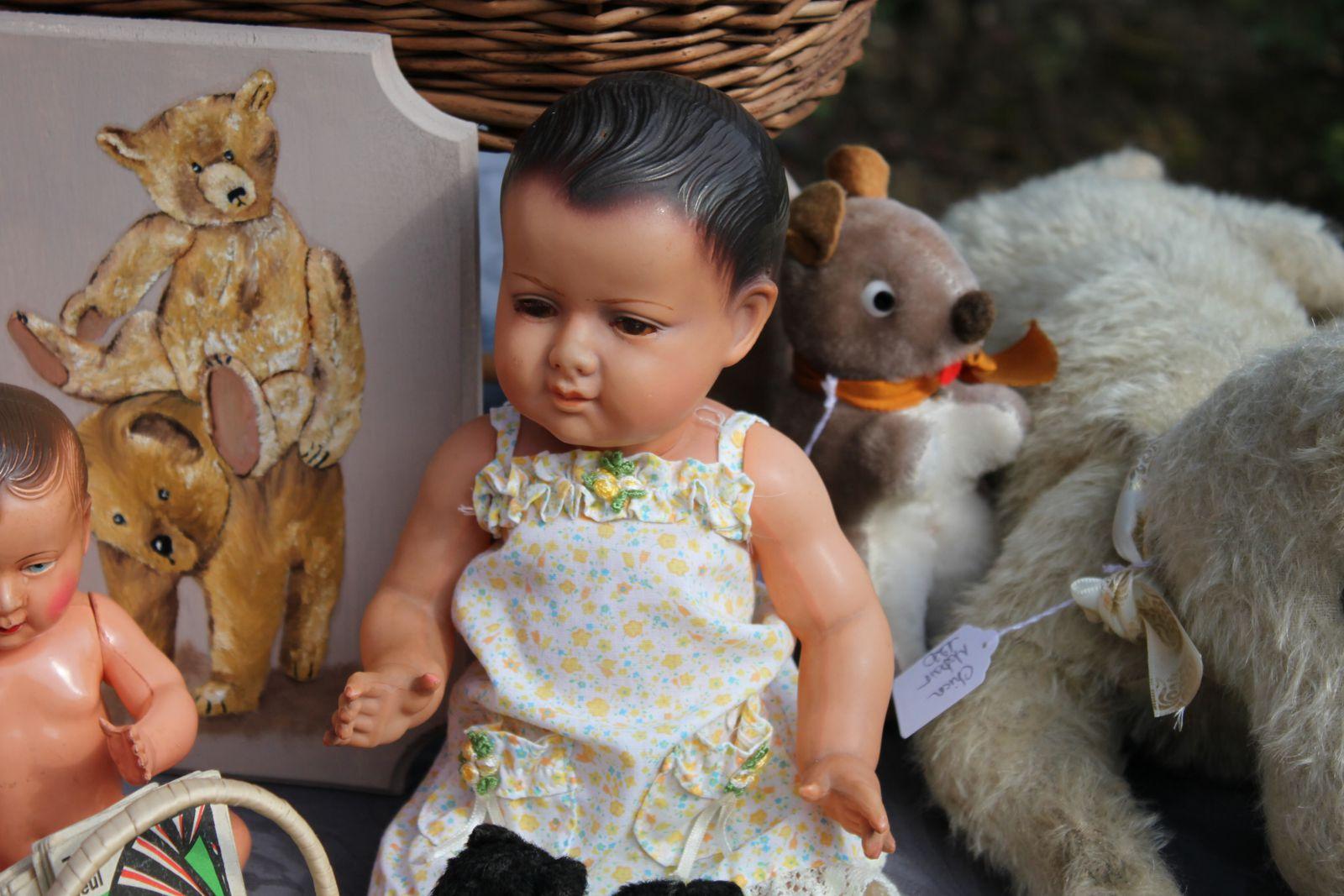 Sandrine Pichard, la nounou des nounours de notre enfance