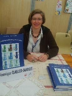 Véronique Quellier Guillois sera l'invitée d'honneur le 7 juillet prochain