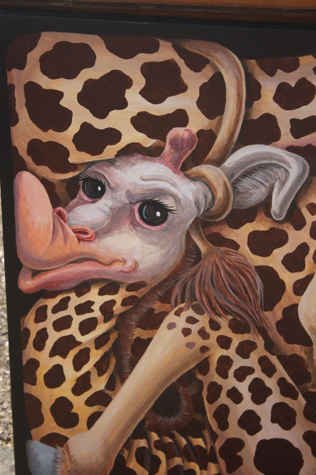 Benoît Déchelle, l'artiste contorsionniste d'animaux