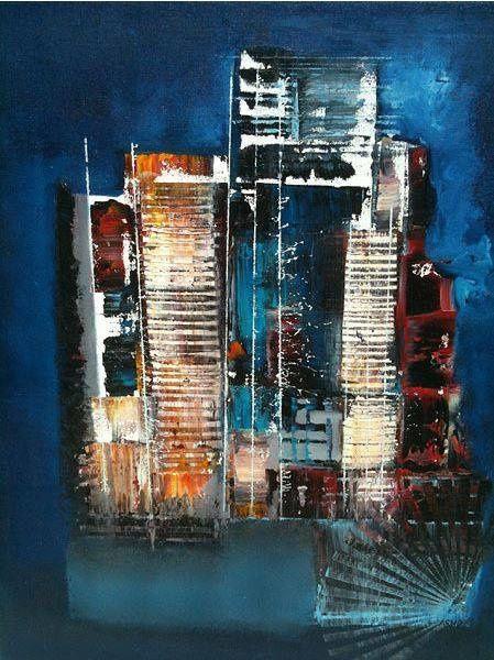 L'artiste peintre ARNOH reçoit le prix du Jury en Juillet