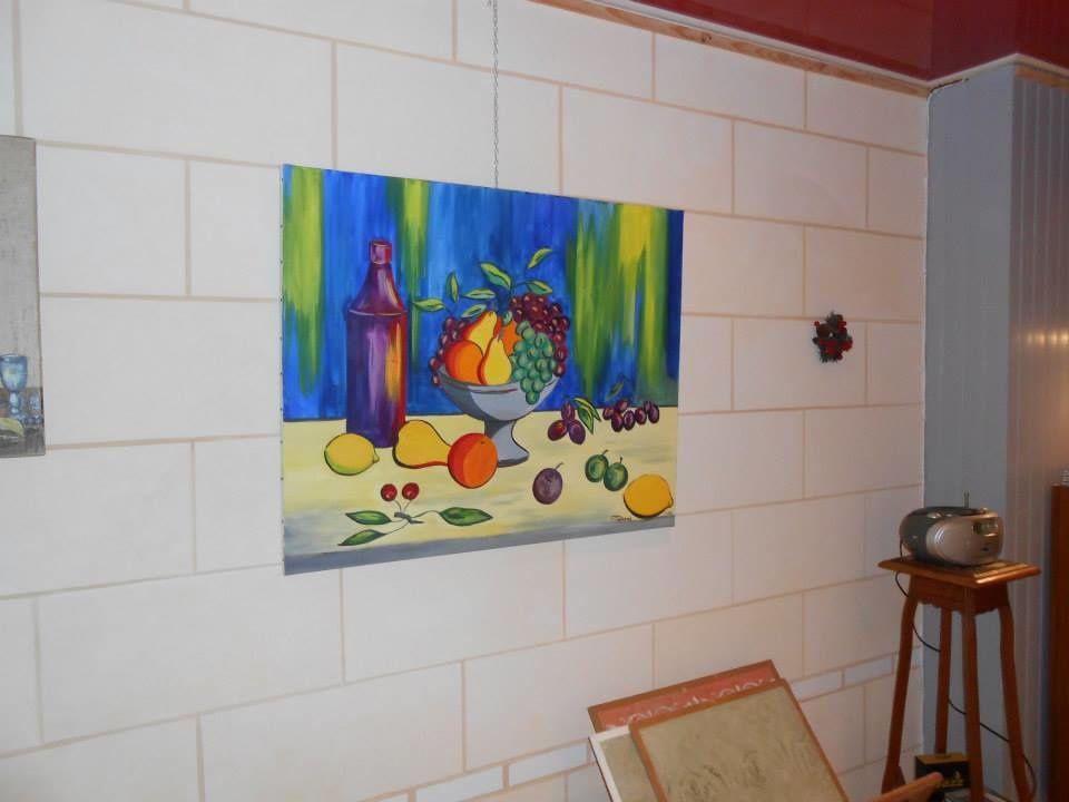 Venez découvrir la fabrique des artistes à la Chartre sur le Loir, une idée de Patricia Durand