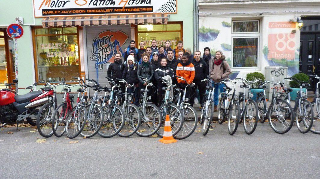 BPJEPS APT : le séjour à Hambourg