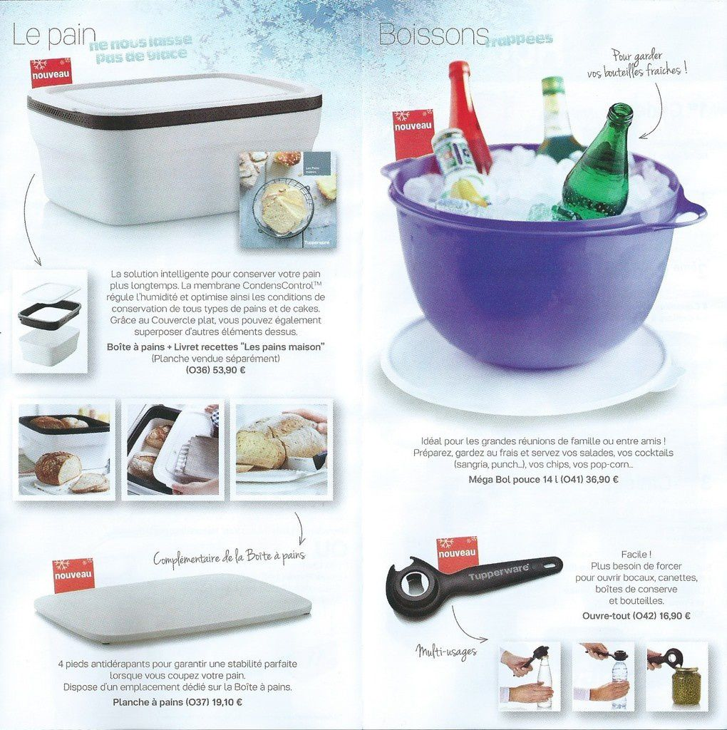 Promo avril 2015 miss tupp - Pieces detachees tupperware ...