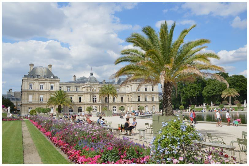 A day in Paris - Jardin du Luxembourg