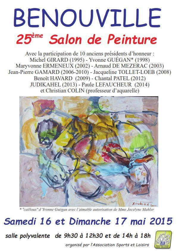 Salon de peinture de Bénouville