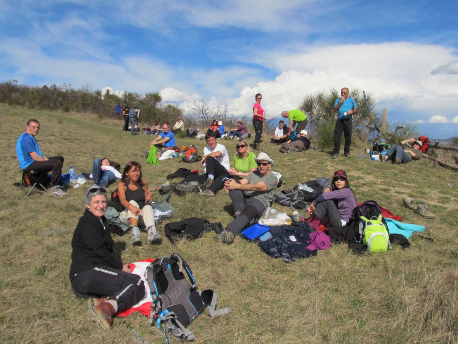 Photos prises lors des randonnées de la saison 2012-2013.