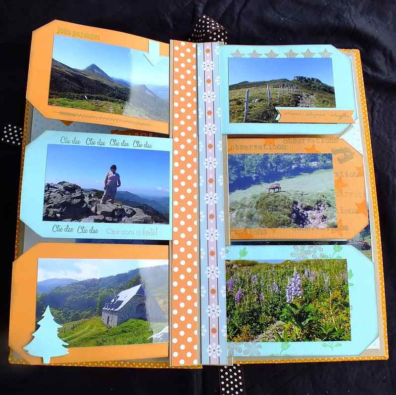 &quot&#x3B;Flag Book&quot&#x3B;  Cantal