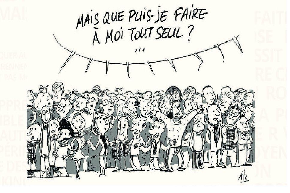 Hollande : 1 million de chômeurs en plus !